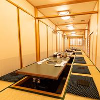 赤坂エリアで完全個室のお食事会をお楽しみ下さい!
