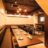 日本酒処地花の雰囲気3
