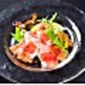 料理メニュー写真スペイン産ハム ハモンセラーノ