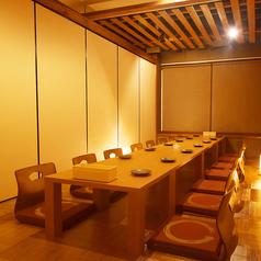 完全個室のお座敷空間♪周りを気にせず宴会が可能です☆