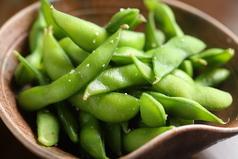 料理メニュー写真枝豆