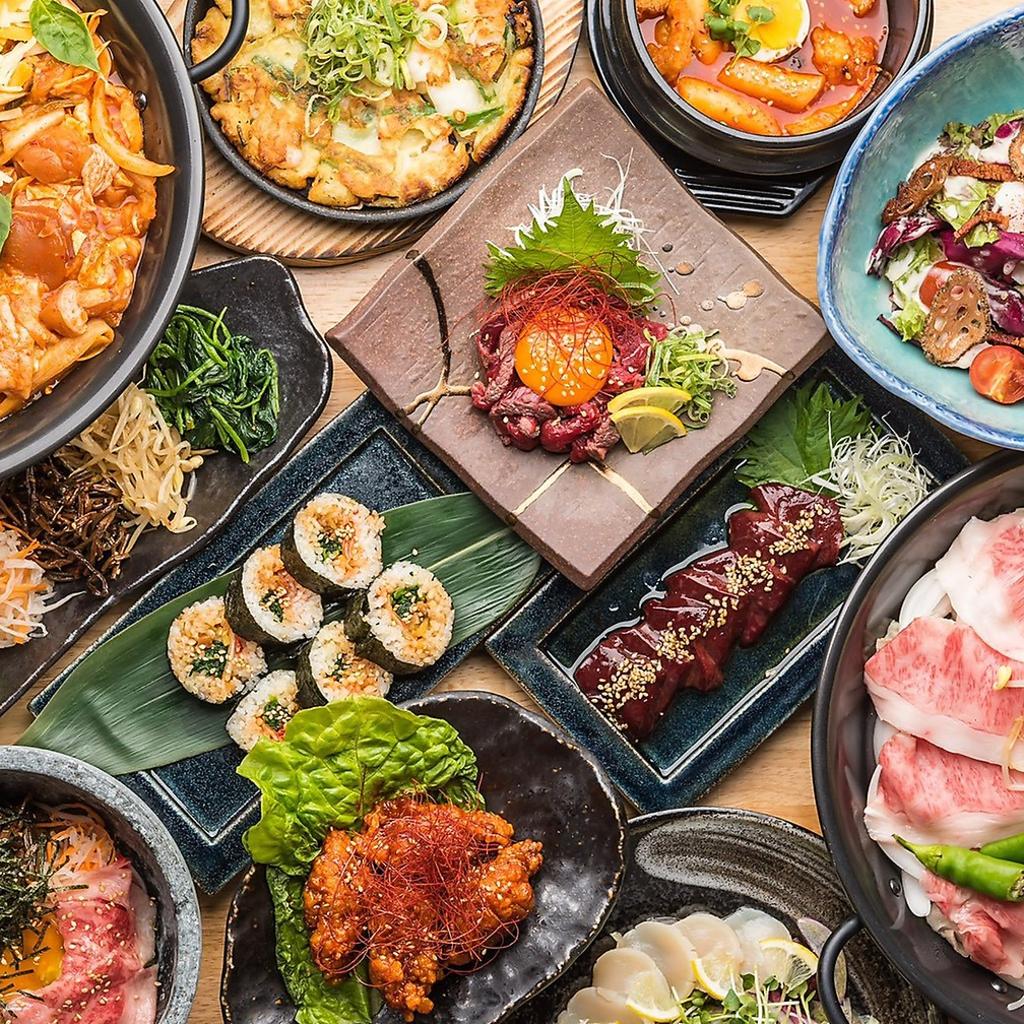 サムギョプサル×鍋×韓国料理  OKOGE梅田東通り店|店舗イメージ1