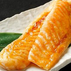 鮭ハラス塩焼き