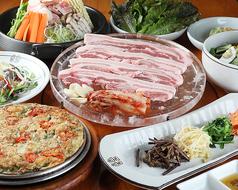 韓国館 白金高輪の写真
