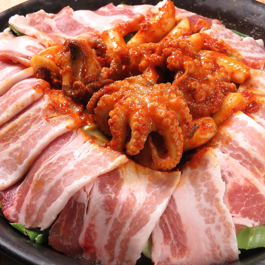 サムギョプサル×鍋×韓国料理  OKOGE梅田東通り店|店舗イメージ4