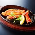 料理メニュー写真たらば蟹のステーキ
