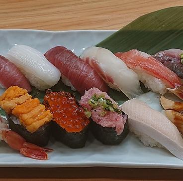寿司 和食 しんのおすすめ料理1
