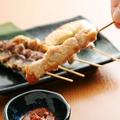 料理メニュー写真おまかせ串焼き(5点セット)