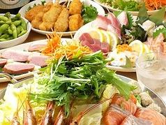 京町家通り 新橋店のおすすめ料理1
