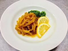 クラゲ冷菜