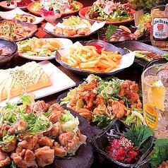 定楽屋 ていがくや 鹿児島天文館店のおすすめ料理1