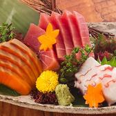 プロが目利きした鮮魚を使用♪毎日変わるおすすめがいいよね。