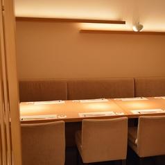 8名様~10名様用の完全個室。
