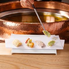 カウンターお野菜天ぷら mego めごのおすすめ料理1