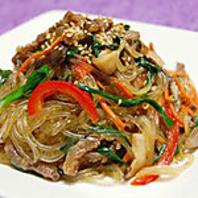 『チャプチェ』は、本来韓国でのお祝い料理や宴席料理!