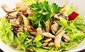 料理メニュー写真いろいろキノコのサラダ