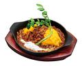 料理メニュー写真北海道マスカルポーネと牛肉ときのこシチューオムライス