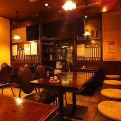 東方廳 ドンファンティン 田町店の雰囲気1