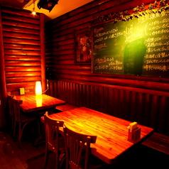 Bar dio bestia バー ディオ ベスティアの雰囲気1