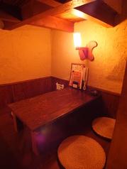 カーヴ隠れや 松山二番町店の雰囲気1