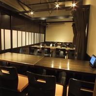 千葉駅前店最大50名様までご利用可能☆個室もございます