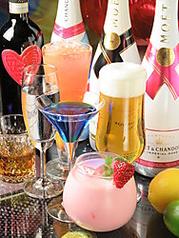 Terrace&Bar MOET モエのコース写真