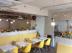 はちの巣cafe. 西区店の雰囲気1