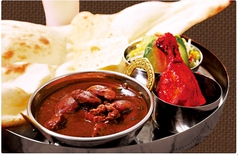 本格インド料理アシス 魚町店のコース写真