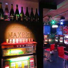 MAX BET マックスベット itadaki離れの写真