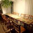 1日1組限定の完全個室★8-16名様★他のお客様を気にしないプライベートパーティーができます。早い者勝ち完全予約制!!
