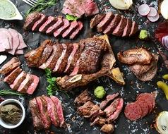 熟成肉バル サカエウッシーナの写真