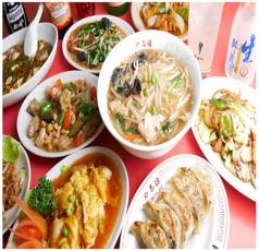中華料理 や志満のコース写真