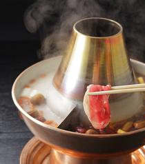 老北京火鍋のおすすめ料理1