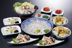 ふく 長州料理 かつ本 KATSUMOTO 下関のおすすめ料理1