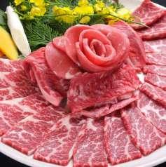 肉の町の特集写真