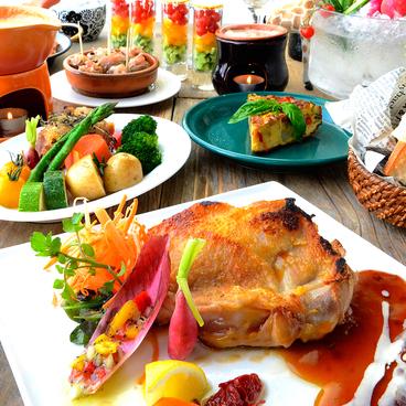 瓦 ダイニング kawara CAFE&DINING 新宿東口店のおすすめ料理1