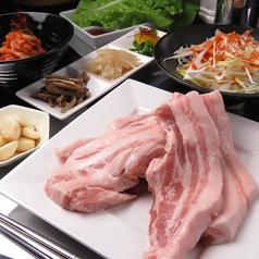豚熟 熟成豚肉サムギョプサル専門店の特集写真