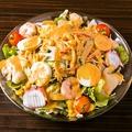 料理メニュー写真具沢山サラダ