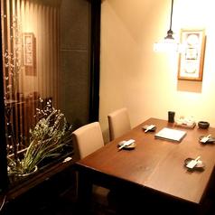炭火焼鳥Dining あかり 東伏見店の雰囲気2