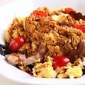 料理メニュー写真豚肉と木耳の卵炒め