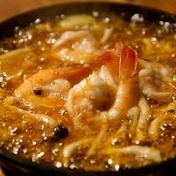 本場スペイン仕込みのアヒージョや豊富なタパス料理♪