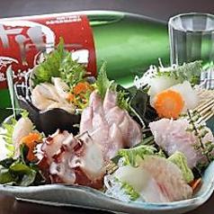 魚蔵ねむろ 秋葉原UDX店のコース写真