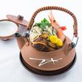 料理メニュー写真広島産 牡蠣土瓶蒸し