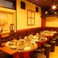 ◆船橋×チーズタッカルビ◆サムギョプサル専門店♪現地韓国にいるかのような雰囲気。船橋駅に近いのも嬉しい!