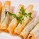 チーズの包み揚げ/フライドポテト
