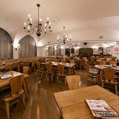 スーパードライ ルネサンス アサヒビアレストランの雰囲気1