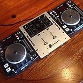 DJブース!DJを呼んでのもパーティも◎