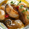 料理メニュー写真牡蠣のオイル漬け