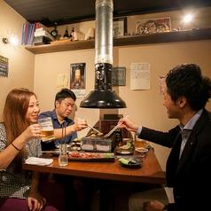 1FのテーブルBOX席☆