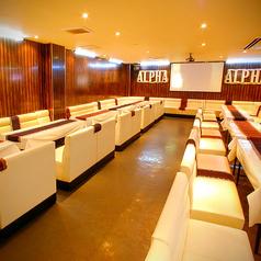 貸切パーティースペース Alpha アルファ 新宿の特集写真